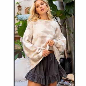 ✨ Dusty Woods Cozy Pullover